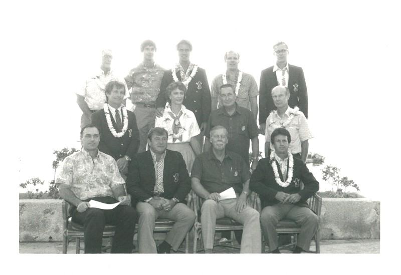 1986 OCC Board of Directors