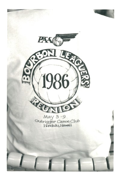 1986 Bourbon League Reunion