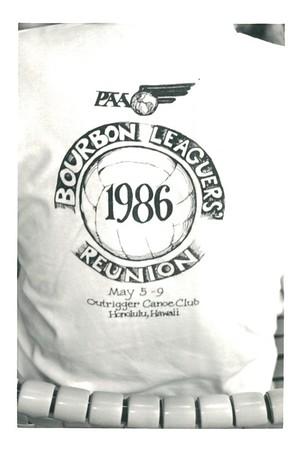 1986 Bourbon League 5-9-1986
