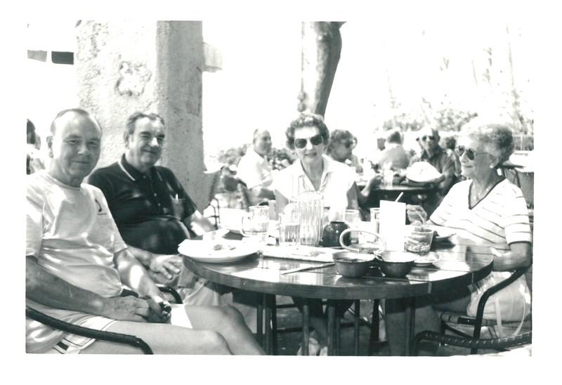 1986 Bourbon League Reunion