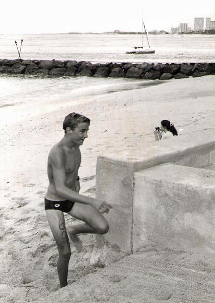 1986 Castle Swim