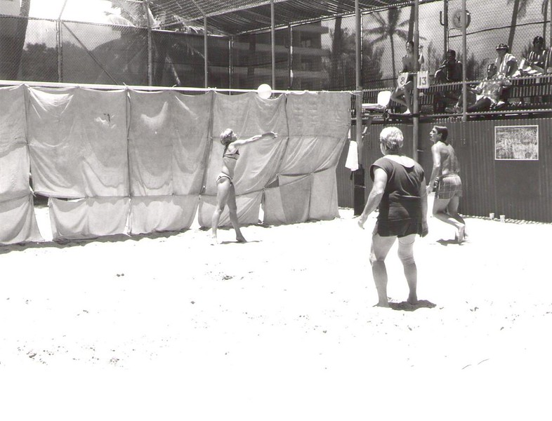 Daddy Haine Blind Blanket VB Tournament