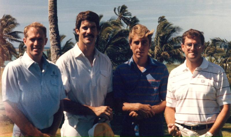 1986 Hickam Golf Tournament