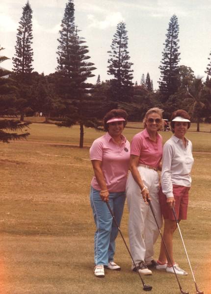 1986 Leilehua Golf Tournament