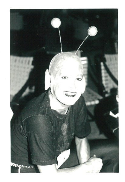 1986 Halloween Party