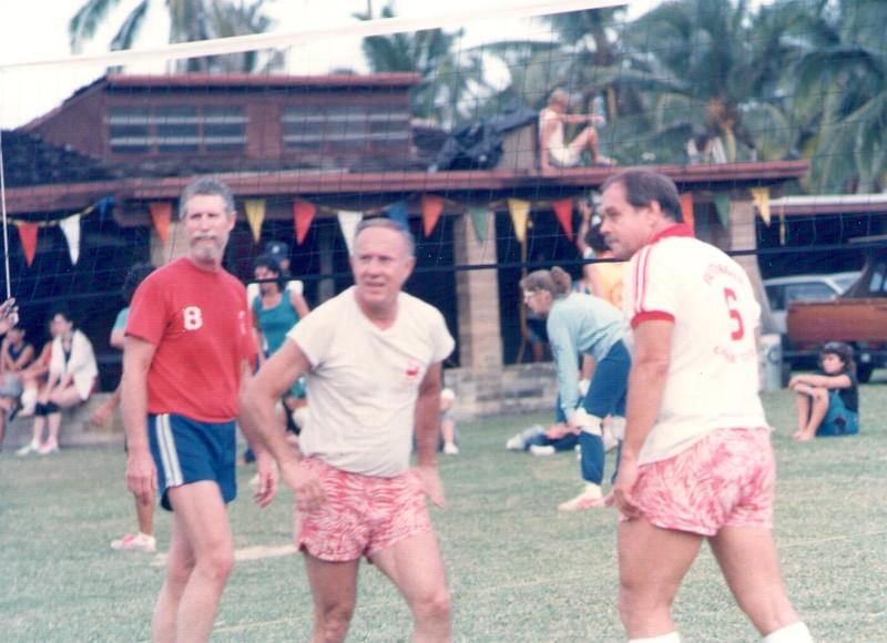 1986 Lanikai State Grass Court VB Tournament