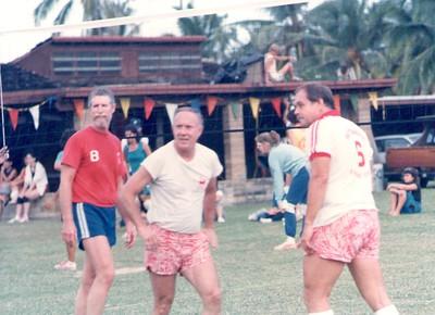 1986 Lanikai State Grass Court VB Tournament 1-26-1986