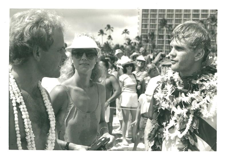 1986 Molokai Hoe