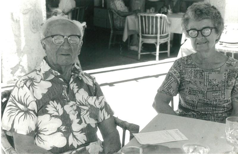 1986 Harold Yost and Beth Gray