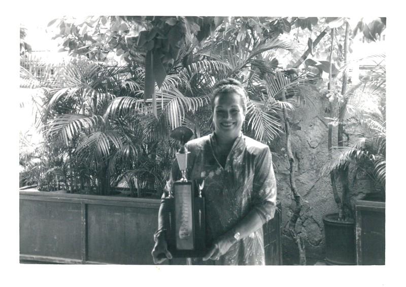 1986 Marjorie Williams Trophy