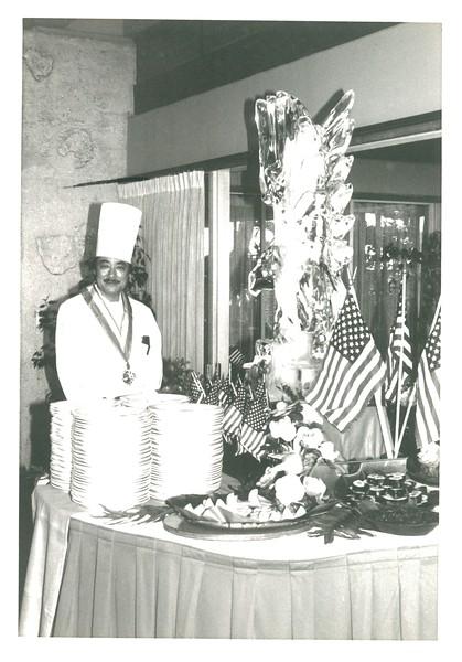 1986 OCC Executive Chef