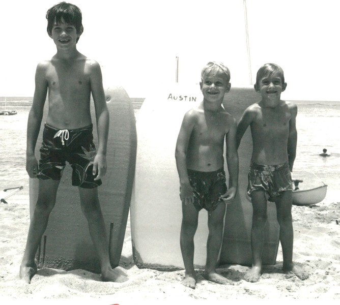 1986 Young Boogey Boarders