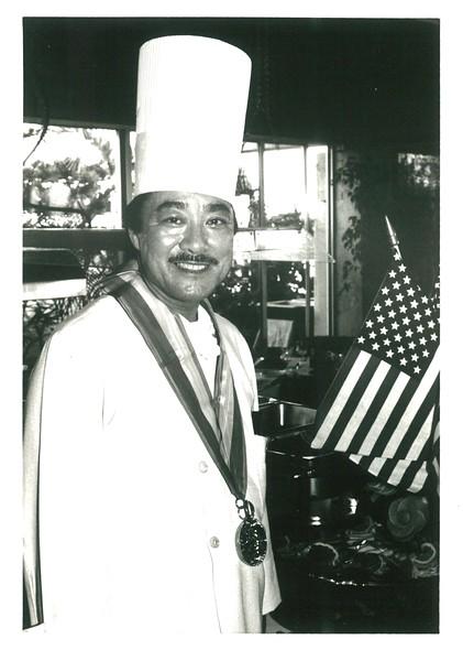OCC Executive Chef William Teruya