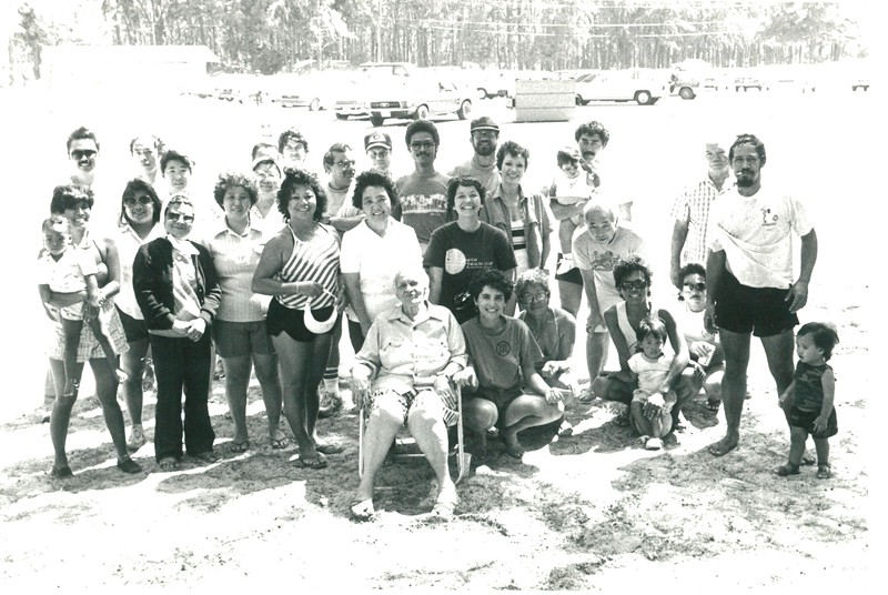 1986 OCC Employee Picnic