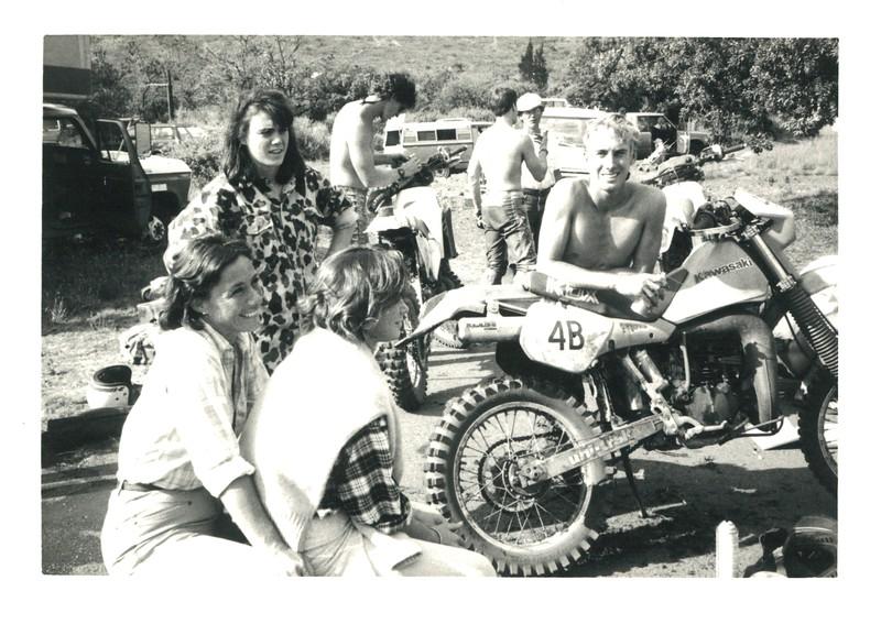1986 Mauna Kea 200 Enduro Race