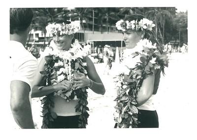 8th Annual Na Wahine O Ke Kai  9-20-1986