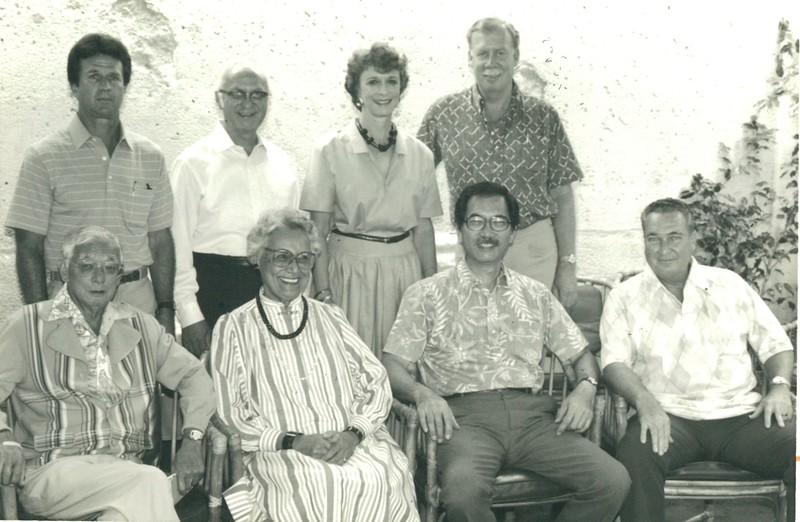 1986-02-18 Outrigger Foundation-Duke Kahanamoku Foundation Merger