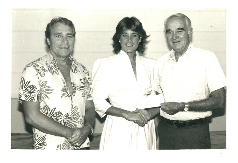 1986-06 First ODKF Athletic Grant