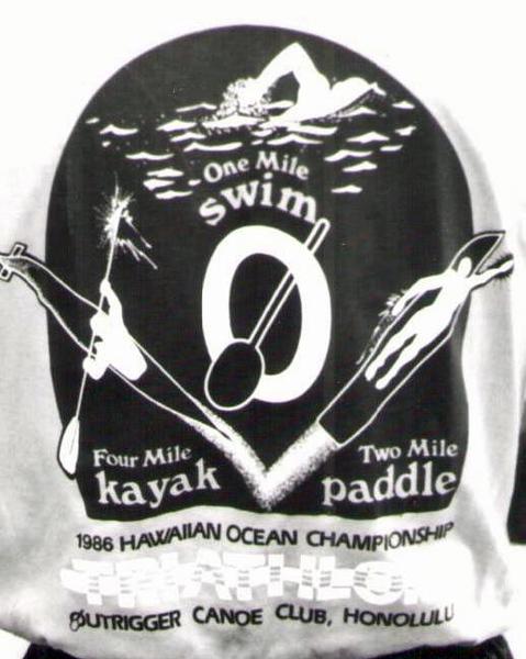 1986 Hawaiian Ocean Triathlon Championship
