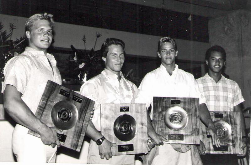 1986 Paddler's Awards Night