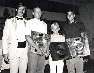 1986 Paddlers Award Banquet 8-11-1986