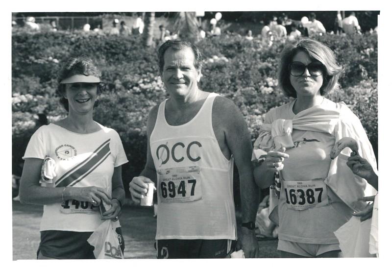 1986 Great Aloha Run 2-17-1986