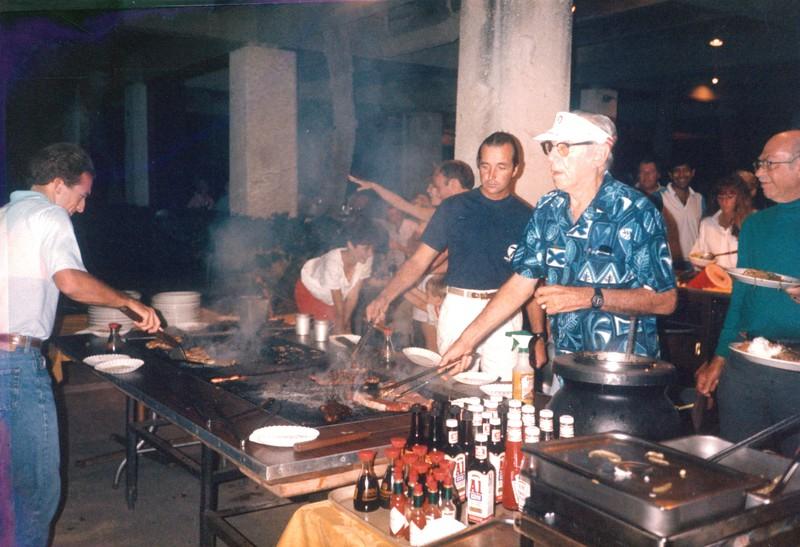 1986 OCC Steak Fry