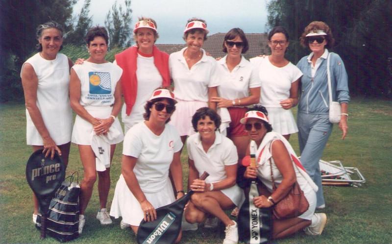 1986 OCC Volvo League Team