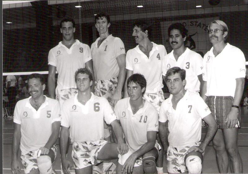 1986 USAV National Championships 5-23-1986