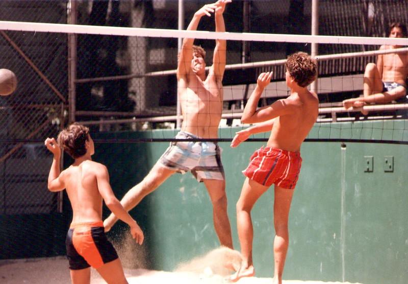 1986 Junior Volleyball Tournament 5-19-1986