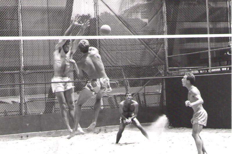 1986 Club Doubles Championship 8-10-1986