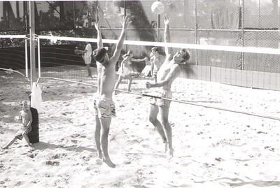 1986 Volleyball