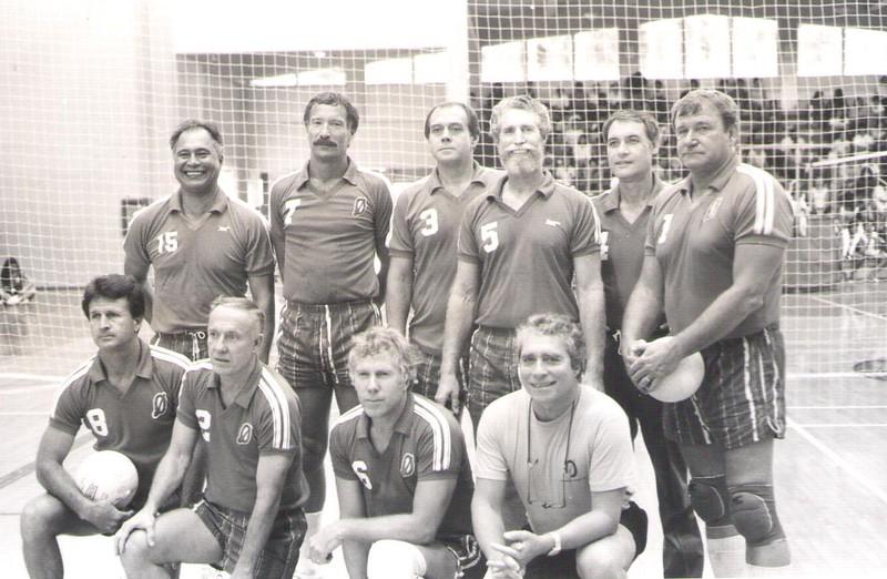 1986 Haili Volleyball Champions 3-23-1986