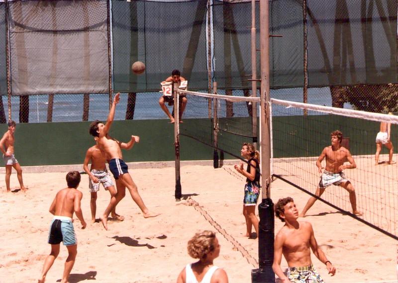 1986 Junior Volleyball Clinic 5-19-1986
