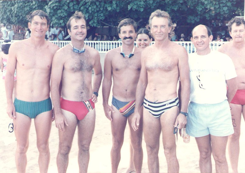 1986 Waikiki Roughwater Swim