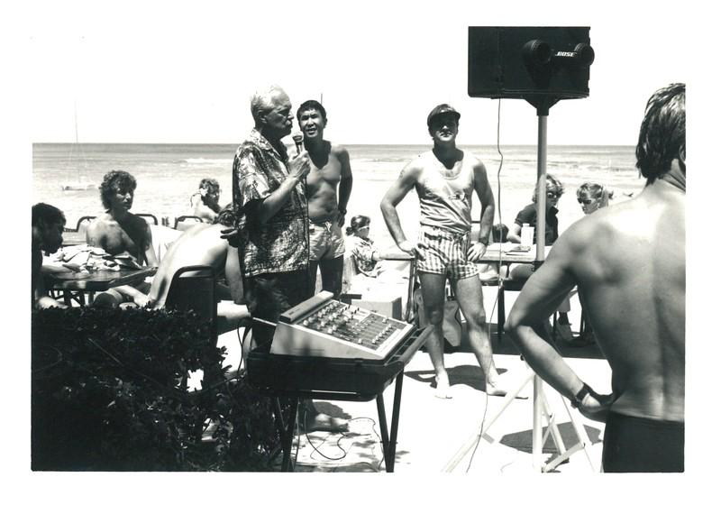 1986 Cline Mann 5K PB Race