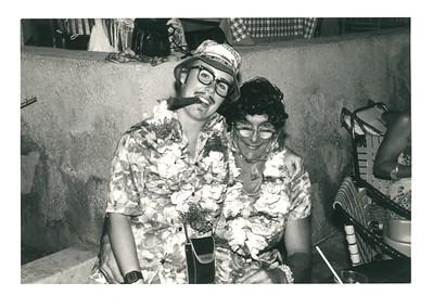 1986 Tacky Aloha Paddle Party 4-5-86