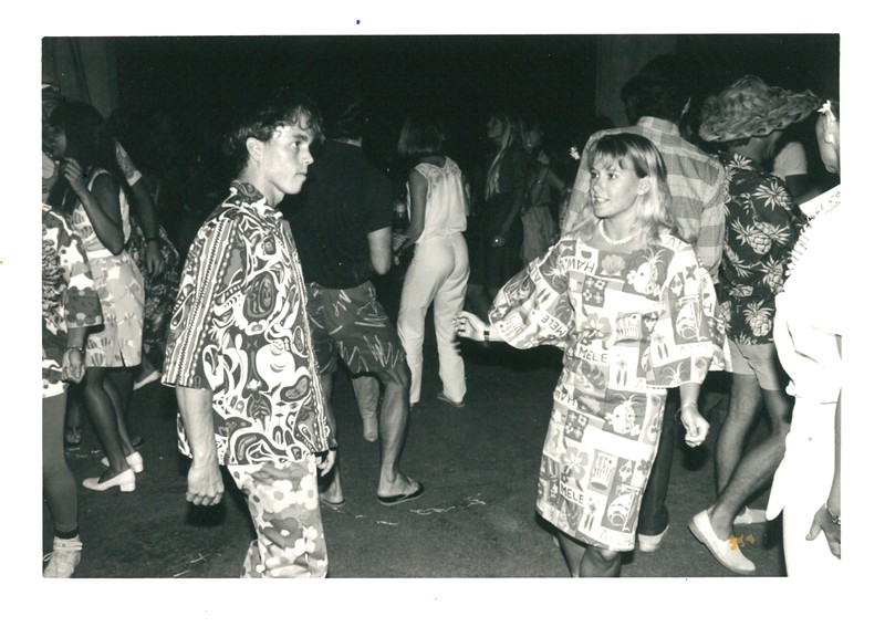 1986 Tacky Aloha Party