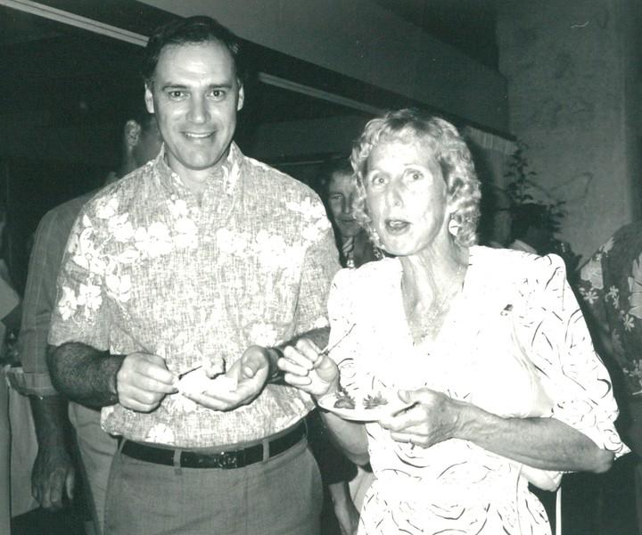 1987 Aloha Party