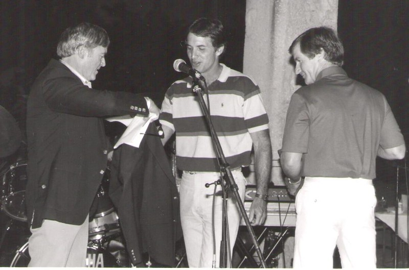 1987 Athletic Awards Banquet