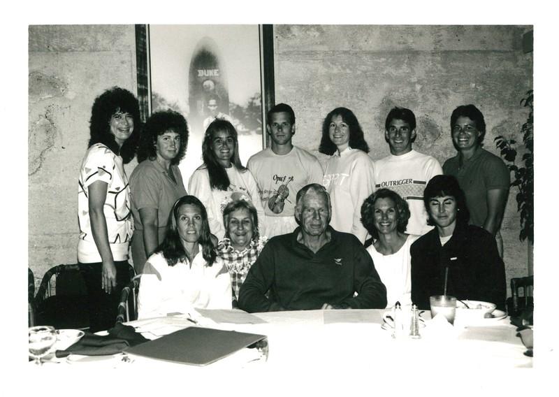 1987 Canoe Racing Committee
