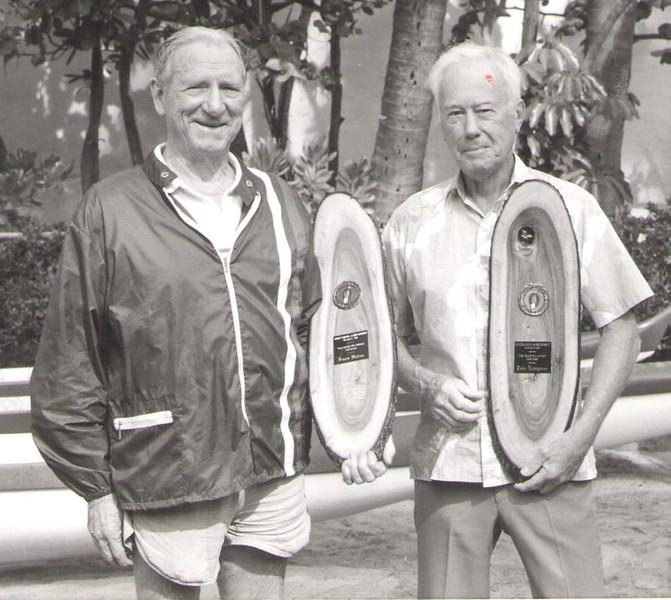 1987 Transpac Award