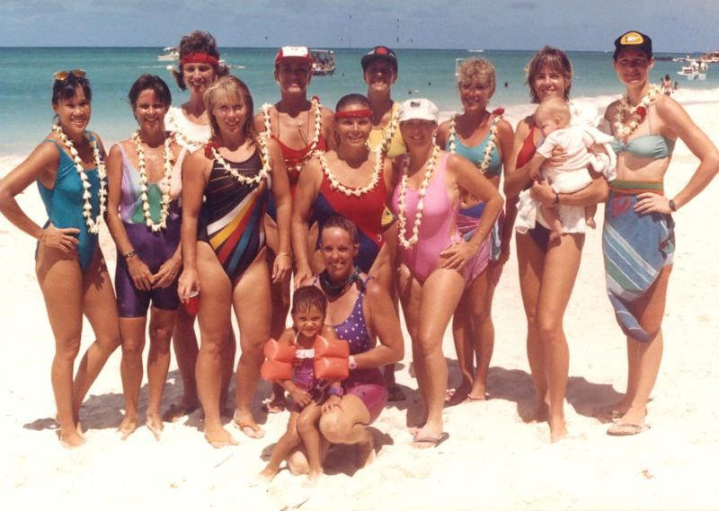 1988 Duke Race for Women
