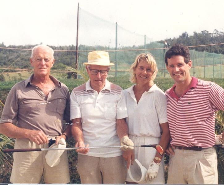 1987 Olomana Tournament