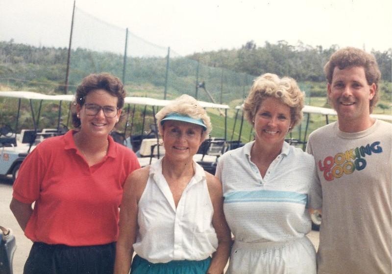 1987 Olomana Golf Tournament