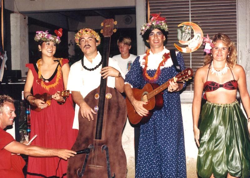 1987 Halloween Party