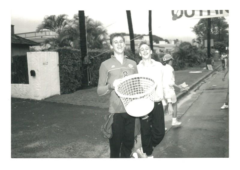 1987 Honolulu Marathon