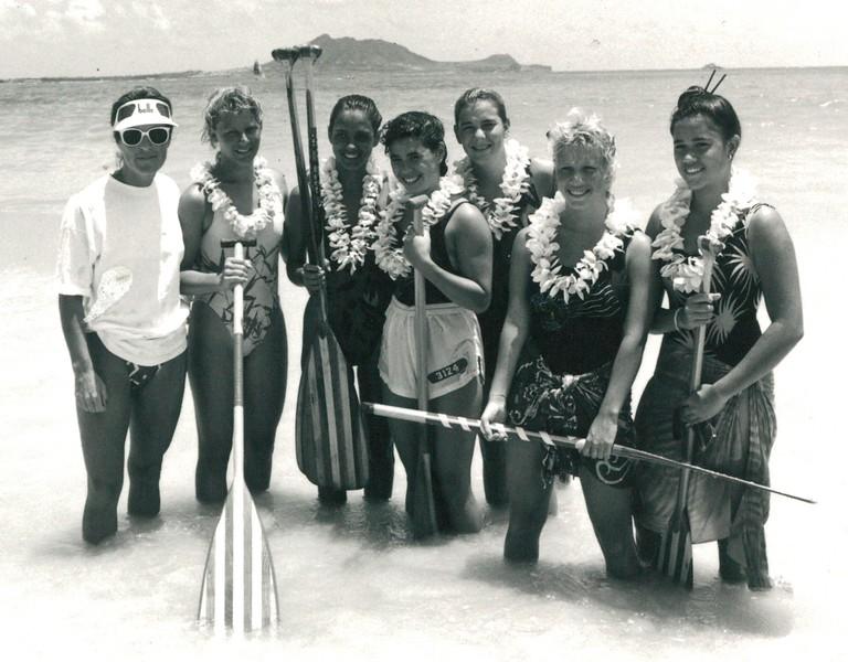 1987 Kamehameha Regatta