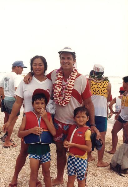 1987 Molokai Hoe