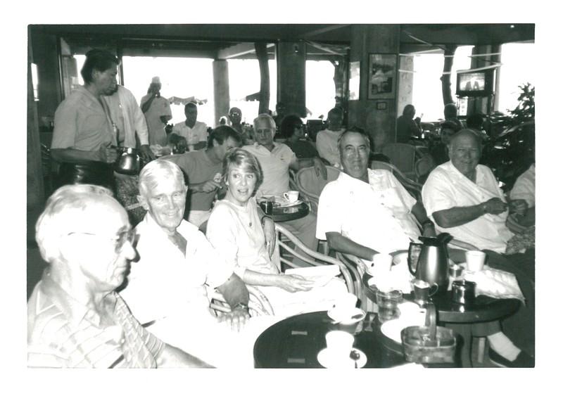 1987 Monday Night Football Party